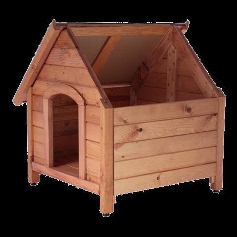 Кучешка колиба за големи породи