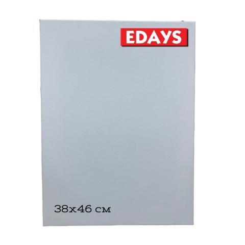 Платно за Рисуване 100% памук Edays 38/46 см.